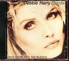 DEBBIE HARRY /  BLONDIE - ONCE MORE INTO THE BLEACH - REMIXES CD ALBUM [2685]