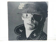 """Lou Reed Live - 12"""" Lp 1975 / Stereo"""