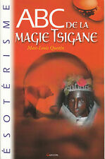 Livre  ABC de la magie tsigane Marc-Louis Questin book