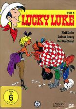 LUCKY LUKE 4  (DVD) *NEU OPV*