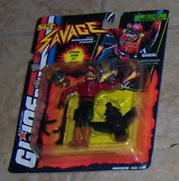 GI JOE SGT. SAVAGE & HIS SCREAMING EAGLES JET-PACK GENERAL BLITZ JET PACK MOSC