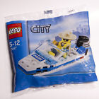 LEGO City 30017 Polizei Boot Police Boat Promo Polybag Bag Beutel