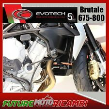 EVOTECH KIT TAMPONI PARATELAIO MV AGUSTA BRUTALE 675 800 FRAME DEFENDER SLIDERS