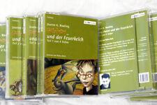 Harry Potter und der Feuerkelch | 8 MC - Hörbuch - Kassetten