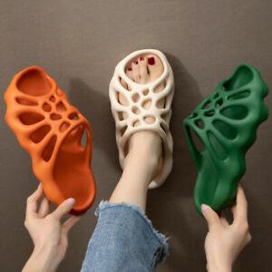 HOT!Men Women Summer Beach Shoes Foam Runner Anti Slippery Sandals Casual