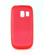 CC-1030 Cover Silicone Nokia per Asha 302 (Red) originale