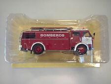 CAMIÓN TRUCK PEGASO COMET BOMBEROS BARCELONA 1960 IXO 1/43 NUEVO NEW MINT IN BOX