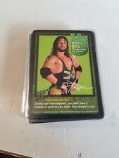 WWE RAW DEAL X-Pac Deck