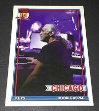 PEARL JAM Wrigley Baseball Card - Boom Gaspar 5 purple - 2016 Chicago pack cubs