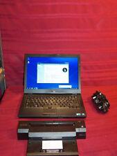 Dell Latitude E6410 With Dock - 2.66GHz i7/4GB/160GB/Nvidia Quadro/Win7 Pro