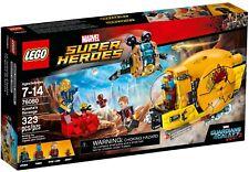 LEGO Marvel 76080 Guardians of the Galaxy - Ayesha's Revenge - BNISB