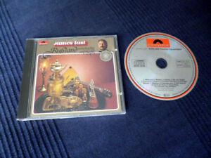 CD James Last Russland Zwischen Tag Und Nacht West-Germany Kalinka Abendglocken