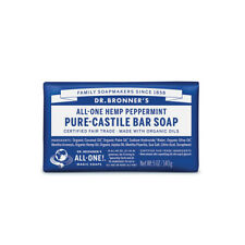 Dr. Bronners BRONNER'S PEPPERMINT BAR SOAP (24093)