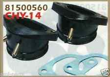 YAMAHA XZ 550 (11U,11V) - Kit de 2 Tubi d'ingresso - CHY-14 - 81500560