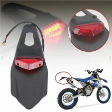 12V Fender LED Stop Rear Tail Light Lamp for Motorcycle Motorbike Dirt Bike