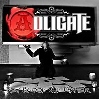 ADLIGATE - NEW BLOOD OLD CHAPTER   CD NEW!