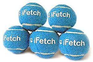 NEW iFetch Mini Tennis Balls, Small AU