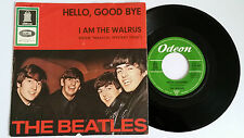 "The Beatles ""Hello Goodbye"" German MEGA rare Taxi sleeve  7"" vinyl"