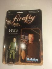 "Firefly Jayne Cobb 3.75"" Funko ReAction Figure"