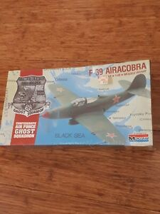 1/48 Monogram P-39 Airacobra