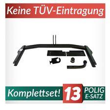 Mazda 6 GG 5-Tür 03-08 Kpl. Anhängerkupplung starr+E-Satz 13p