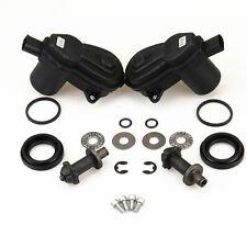 Qty 2 Electronic Handbrake Servo Motor Kit For AUDI Q5 A4 A5 32335478 4E0615137