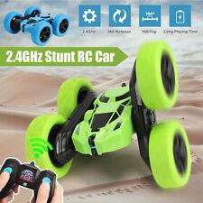 Ferngesteuertes Auto Stunt Auto für Kinder, RC Stunt Auto, 360 Spin 4WD 2,4 GHz