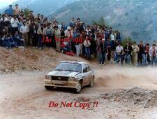 Walter Rohrl Opel Ascona 400 Acropolis Rally 1982 Photograph 3