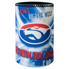 AFL Western Bulldogs MUSICAL STUBBY HOLDER - Can Cooler - Plays Team Song