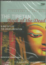 Tibetan Book Of The Dead New DVD Region 4 Sealed