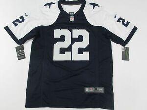 Emmitt Smith #22 Dallas Cowboys Game Thanksgiving Throwback Team Jersey