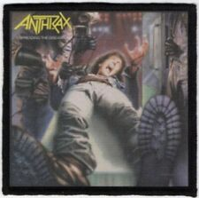 Anthrax Spreading The Disease Printed Patch A031P Udo Slayer Destruction
