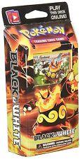 Pokemon Card Game Black & White Theme Deck Red Frenzy Emboar Promo Rare/Retro