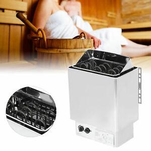 4.5KW/9.5KW Stainless Steel Internal Control Heating Sauna Steam Stove Heater