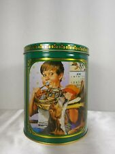 Vintage Ralston Purina Biscuits Tin; Made in the Usa; 1989