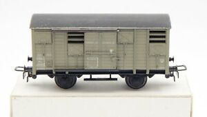 VB, Wagon Covered A New, Grey of The SNCF, Ho, 3 Rails, 23