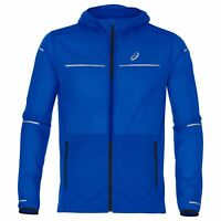 Asics LS JACKET Mens Gents Performance Jacket Coat Top