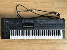 Yamaha DX7 II 2 FD Digital Programable Algorithm Synthesizer Keyboard