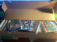 Huge Lot of (500+) Baseball Cards! 80s 90s 00s Stars+ RC's +HOFs !!! EVERY TEAM