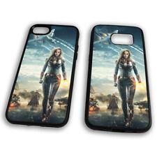 Captain Marvel Universe Flurry Avengers Infinity War II TPU Phone Case Cover