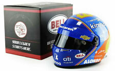 Bell Mini Helmet Replica - Fernando Alonso Indy 2019 1/2 Scale