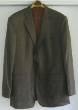 Brooks Brothers Men's 100% Wool Long Jacket Two Button Blazers & Sport Coats