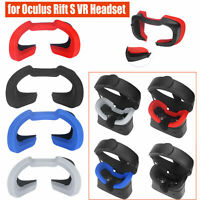 Silicone Eye Pad Cover Light Blocking Breathable for Oculus Rift S VR Headset