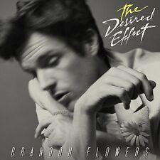 BRANDON FLOWERS THE DESIRED EFFECT CD 2015