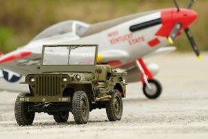 Rochobby - M151 1941 MB Scaler 4WD - Crawler RTR - 1:6 (JEEP) RC Offroad NEU&OVP