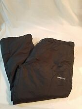 MEN INSULATED BLACK ARCTIX SNOW SKI  PANT SNOWBOARD SIZE  4XL      #10