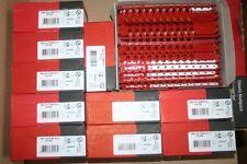 je 1000 Stk. X-U 72MX Nägel + rote Setzkartuschen von HILTI für DX 460 + DX A41