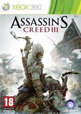 Assassin's Creed III (3) XBOX 360 jeux action games spellen spelletjes 1389