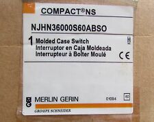 GROUPE SCHNEIDER MERLIN GERIN NJHN36000S60ABSO Molded Case Switch 600 Amp 600V