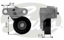 GATES Polea tensora, correa trapezoidal con dentado interior CHEVROLET T38159